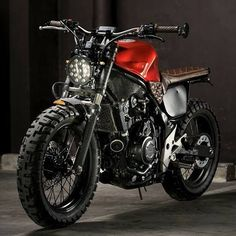 Find out more about a couple of my well liked builds - custom-made scrambler ideas like Scrambler Motorcycle, Moto Bike, Motorcycle Garage, Honda Motorcycles, Custom Motorcycles, Custom Bikes, Cars And Motorcycles, Cafe Racer Bikes, Cafe Racer Style