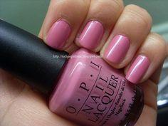 OPI Japanese Rose Garden nail polish