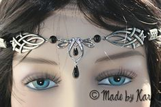 Hey, I found this really awesome Etsy listing at https://www.etsy.com/listing/87506185/maedieval-faery-tiara-necklace-circlet