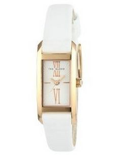 Ted Baker Female Right On Time Watch  TE2065 White Analog      Sale price. $49.95