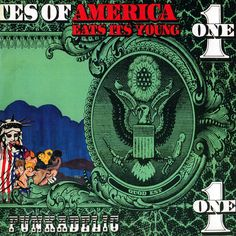 Funkadelic - America Eats Its Young on Limited Edition Colored Vinyl 2LP June 17 2016