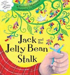 Jack sells the family's cow for twenty gold coins but buys magic jelly beans…