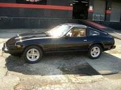 1982 Datsun/Nissan 280Z TURBO...a car my sister would like to have!