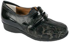 Zapatos anchos especial 672