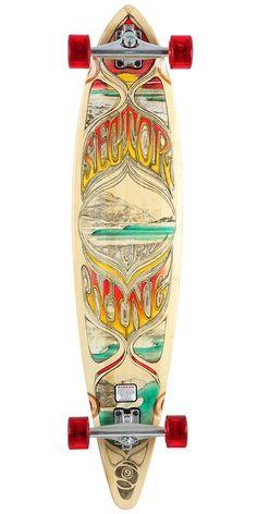 Sector 9 Peru Longboard Skateboard Complete