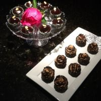 Hazelnut Coffee Mousse Tartlets Low Carb and Gluten-Free by All Day I Dream About Food Low Carb Sweets, Low Carb Desserts, Low Carb Recipes, Coffee Mousse, Diabetic Desserts, Pie Dessert, Low Carb Keto, Gluten Free, Dairy Free