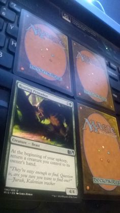 Roaring Primadox M15 Magic The Gathering plus 3 bonus card(s)