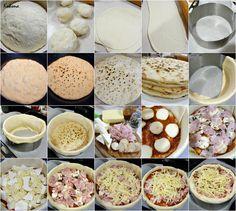 Kokona: Пица торта/ Pizza Cake
