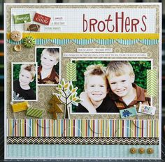 """""""Brothers"""", by Laura Vegas."""