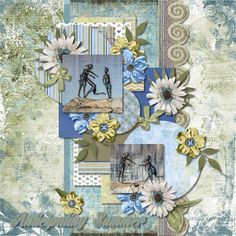 Spring is here! With this wonderful bundle full of grunge, patterned, and solid papers combined with great elements Captured Moments2 from Designs by Laura Burger makes it feel a lot like spring! https://www.pickleberrypop.com/shop/product.php?productid=49784&page=1