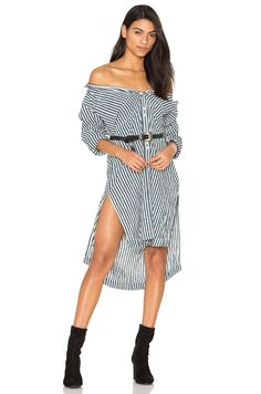 f95343130934 Free People Faded in the Morning Button Down Dress in Black Button Down  Dress
