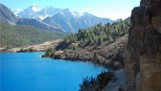 Phoksundo Lake Trek      Starting and ending on the same route as the Jumla-Phoksundo Lake hike, this trek is  definitely more challenging.  The route features a high pass, visits the gorgeous Phoksundo Lake (the deepest in Nepal), and passes through a park renowned for its wildlife.