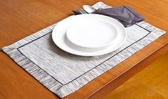 Dine in style with these elegant #napkins from #Zeba. #designstudio #dining #decorideas
