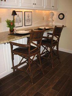 Wood Tile Floor Ceramic Wood Tile Floor Our Tile