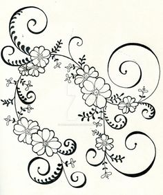 Tattoo design 5 by MonaLisaSmile23 on DeviantArt