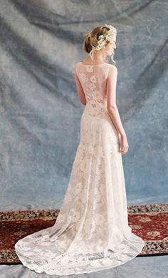 Claire Pettibone Gardenia: buy this dress for a fraction of the salon price on PreOwnedWeddingDresses.com