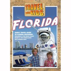 Travel With Kids: Florida  DVD $14.95