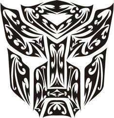 transformers logo - Tattoo