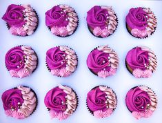 At River City Cakes we sell custom celebration cakes, cupcakes, cookies and baked goods Cupcake Frosting Recipes, Cupcake Cake Designs, Cupcake Cookies, Cupcake Decorating Tips, Cake Decorating Frosting, Fancy Cupcakes, Pretty Cupcakes, City Cake, Cute Baking