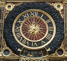 Rouen 14th Century Clock