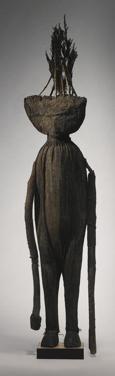 Senufo Kafigeledjo (Oracle Figure), Ivory Coast