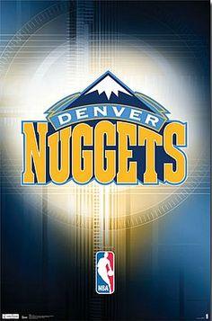 Denver Nuggets BASKETBALL LogoS | DE-59 Denver Nuggets