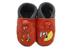 15 meilleures images du tableau Chaussons bébé   Baby sandals ... 6313acbca05