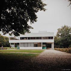 villa savoye | le corbusier | poissy