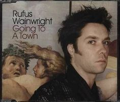 RUFUS WAINWRIGHT UK 2007PROMO CD Single GOING TO A TOWN                    NEW