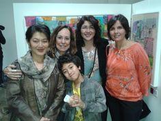 Exposição de arte contemporãnea em Fundação Romi