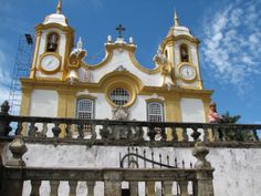 church Tiradentes, Minas Gerais