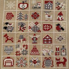 Fuse Bead Patterns, Beading Patterns, Cross Stitch Patterns, Christmas Cross, Christmas And New Year, Christmas Ornaments, Types Of Patterns, Pdf Patterns, Belfast