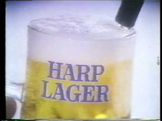 Harp from 1980 Harp, Sally, Glass Of Milk, Advertising, Tv, Youtube, Food, Commercial Music, Youtubers
