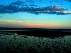 San Felipe #Baja Moonrise