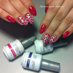 Lechat Perfect Match gel polish design