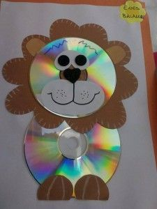 cd lion artisanat