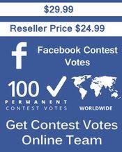 Buy Facebook Application Votes