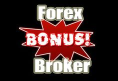 Forex Bonus Broker