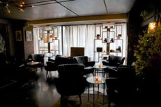 Drink In Style At Dear Irving, The Most Gorgeous Bar In Manhattan: Gothamist