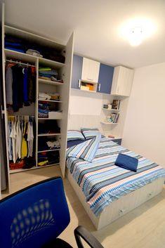 Idei mobila dormitor » Cum am amenajat noi dormitorul copilului mare
