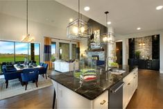 Dining Area, Dining Room, Open Living Area, Extra Bedroom, Open Layout, Model Homes, Home Builders, Home Buying, Building A House