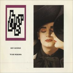 """For Sale - Boy George To Be Reborn UK  7"""" vinyl single (7 inch record) - See this and 250,000 other rare & vintage vinyl records, singles, LPs & CDs at http://eil.com"""