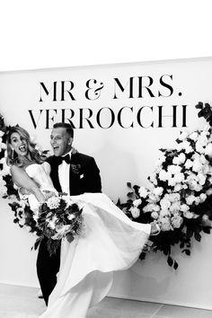 Wedding Reception | Wedding Styling | Bride and Groom Booth