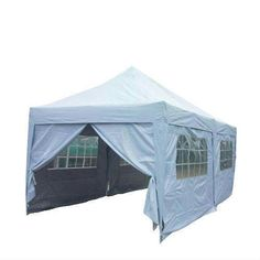 Generic Up Tent 6 Walls W Free Bag Y Gazebo Party Wedding Ding Tent 6 Waterproof