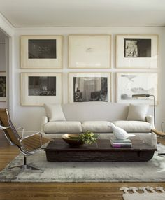 Contemporary, Transitional Dining Room, Living Room | Jiun Ho | Dering Hall Design Connect In partnership with Elle Decor, House Beautiful and Veranda.