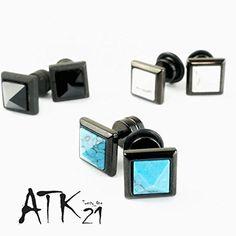 [ATK21] 両耳用(2個セット) ピラミッド スクエア モチーフ バーベル ピアス メンズ レディース ステン... https://www.amazon.co.jp/dp/B01CNO6NUG/ref=cm_sw_r_pi_dp_h8mxxbTXJS0GD