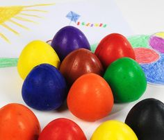 Children's Crafts 8 X Scolaquip Chubbi Eggs Large Chunky Egg Shaped Wax Crayons Kids Art Crafts & Garden Art For Kids, Crafts For Kids, Art Crafts, Garden Crafts, Easter Gifts For Kids, Easter Ideas, Wax Crayons, Easter Activities, Beach Houses