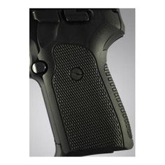 Sig P239 Grips - Checkered G-10 Solid Black