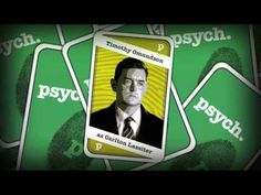 Psych: Themed Opening for 100 Clues - YouTube