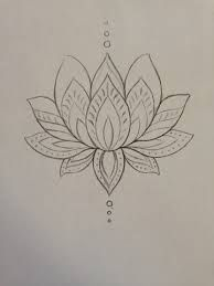 Image result for lotus small tattoo